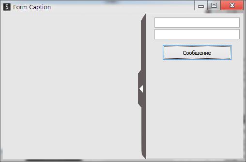 Как сделать меню в php devel studio